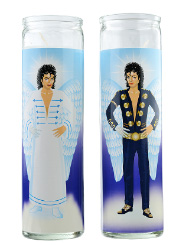 The Angel Michael Candle
